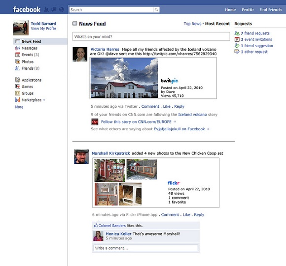 Sorteos falsos en Facebook